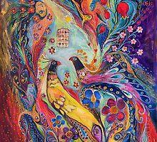 Two graces by Elena Kotliarker