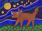 Howling Coyote by Kayleigh Walmsley
