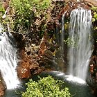 Florence Falls - Litchfield National Park, Northern Territory by Lucas Modrich