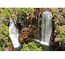 Florence Falls - Litchfield National Park, Northern Territory Photographic Print