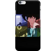 cowboy bebop spike spiegel anime manga shirt iPhone Case/Skin