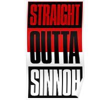 Straight Outta Sinnoh Poster