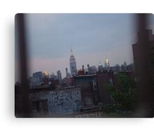 Empire State Building  Canvas Print
