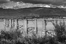 Old Alloa Swing Bridge by Jeremy Lavender Photography