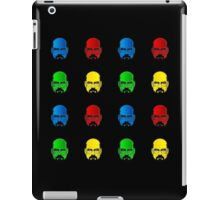 Breaking Bad - Heisenberg Heads iPad Case/Skin
