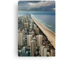 Surfers' Paradise 2 Canvas Print