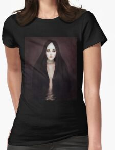 Doubt Womens Fitted T-Shirt