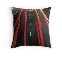 Traffic Throw Pillow