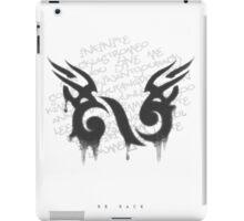 INFINITE - BACK iPad Case/Skin
