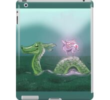 Nessie and Uni iPad Case/Skin