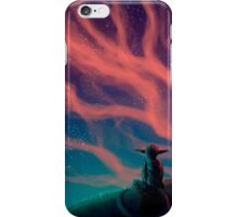 The Sky that I've never seen iPhone Case/Skin