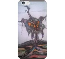never know who is looking at you iPhone Case/Skin