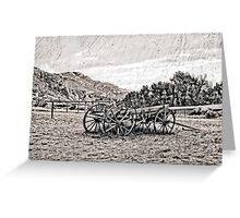 The Forgetten Trails Greeting Card