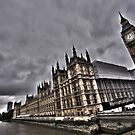 House of Parliaments and Big Ben. by adrianfowlers