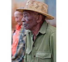 Thursday afternoon, Vinales, Cuba. Photographic Print