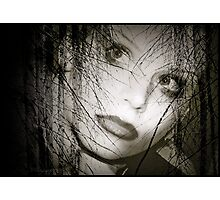 Mixed Emotions Photographic Print