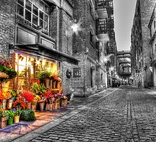 Say It With Flowers - HDR by Colin  Williams Photography
