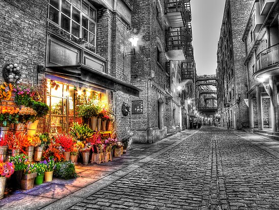 Say It With Flowers - HDR by Colin J Williams Photography