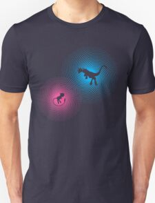 Mew Vs Mewtwo T-Shirt