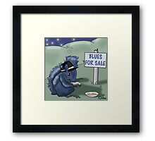 Nutz McGee Framed Print