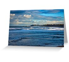 Seascape - Across the Bay Greeting Card