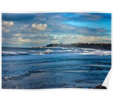 Seascape - Across the Bay Poster