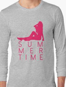 It's Summertime! Long Sleeve T-Shirt