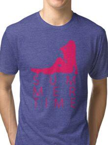 It's Summertime! Tri-blend T-Shirt