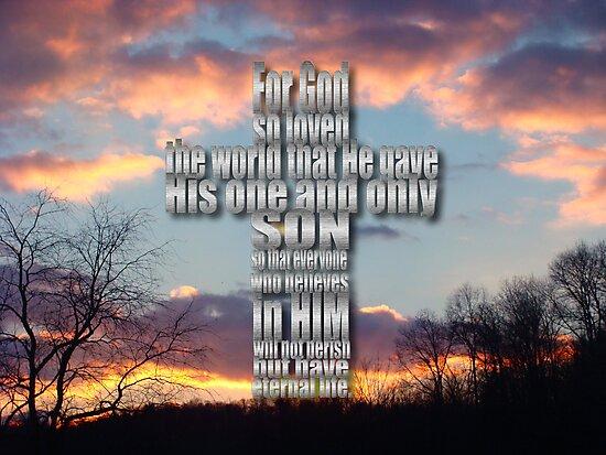 God Loved - inspirational by vigor