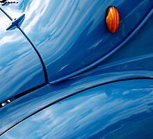 Renault 4cv by Rachel Kendall
