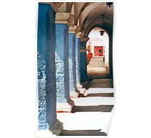 Santa Catalina Monastery - Arequipa, Peru Poster