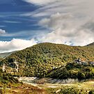 The Village of Vagli and Campocatino by paolo1955