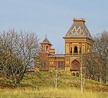 Olana-Home of Frederic Church by Pamela Phelps