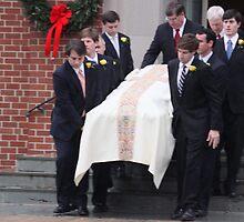 Elizabeth Edwards Funeral Service by Jonathan  Green