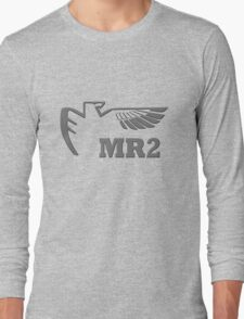 Show your mr2 pride geek funny nerd Long Sleeve T-Shirt