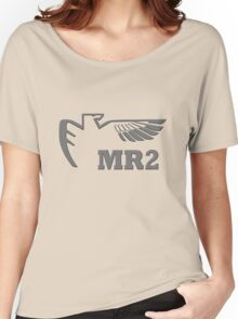 Show your mr2 pride geek funny nerd Women's Relaxed Fit T-Shirt