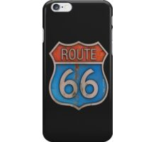 Route 66 California Classic Sticker, Shirt, Poster, Case, Skins iPhone Case/Skin