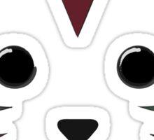 Anbu Mask Sticker
