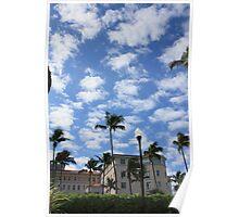 Nassau Bahamas Poster