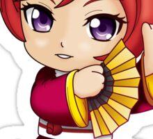 Maki - Angelic Angel chibi edit. 2 Sticker