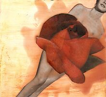 blossom by Della  Badart