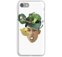 Thaddeus O'Neil menswear collage iPhone Case/Skin