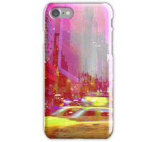 MOVING TO NEW YORK iPhone Case/Skin