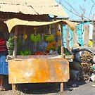 Fruit Market in Nairobi, KENYA by Atanas NASKO