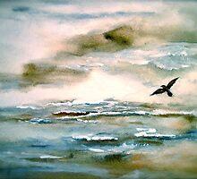 Nova Scotia...Where the Sea Meets the Sky.. by © Janis Zroback