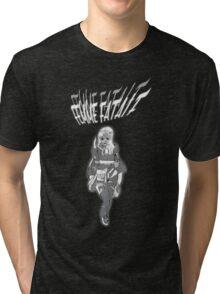 Femme Fatale Dark Tri-blend T-Shirt
