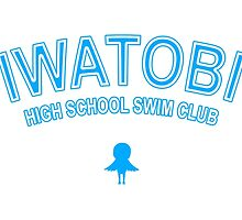 Iwatobi High School Swim Club by Greven