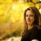 Mary in the fall by KatsEyePhoto