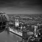 Towers of London by geoff curtis