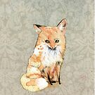 Fox!! by Ania Tomicka